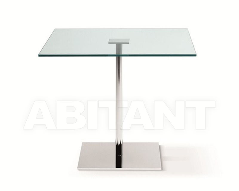 Купить Стол обеденный Tonelli Design Srl News Farniente alto quadrato