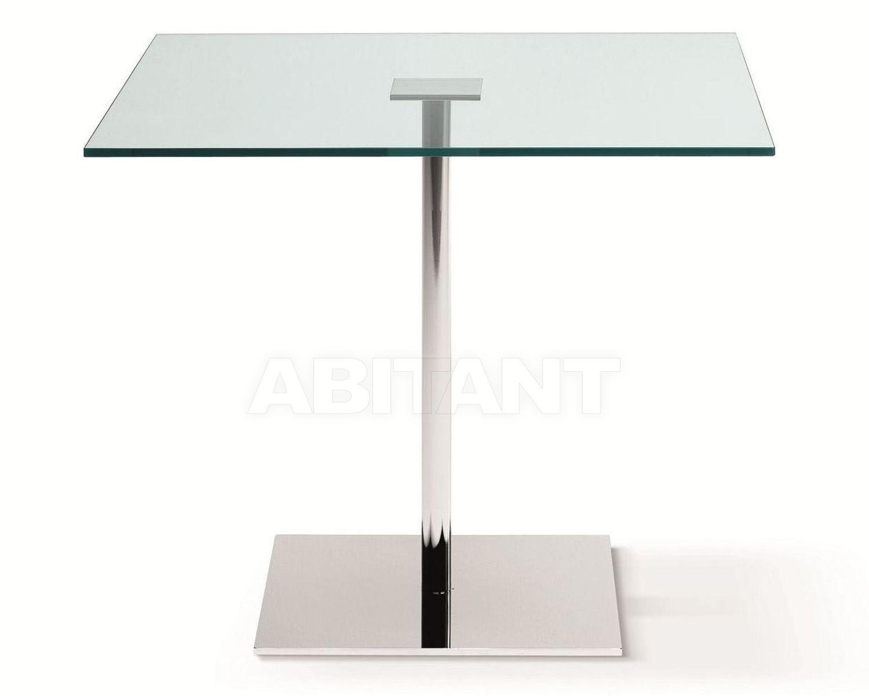 Купить Стол обеденный Tonelli Design Srl News Farniente alto quadrato 2