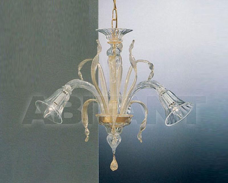 Купить Люстра Lavai lavorazione vetri artistici di Giuliano Statua & C. 2007 207/3