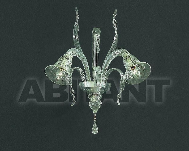 Купить Бра Lavai lavorazione vetri artistici di Giuliano Statua & C. 2007 207/A2