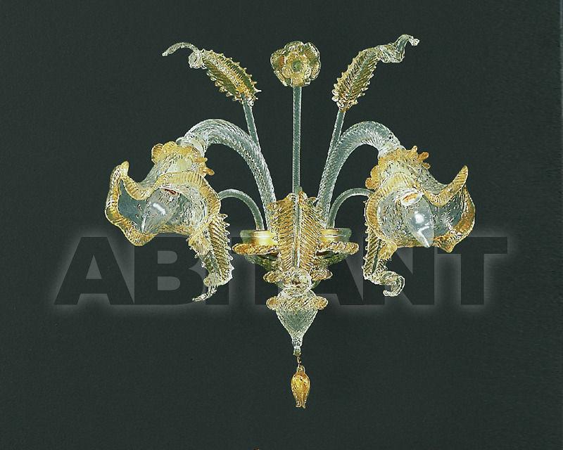 Купить Бра Lavai lavorazione vetri artistici di Giuliano Statua & C. 2007 211/A2