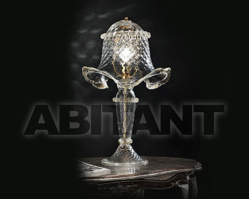 Купить Лампа настольная Lavai lavorazione vetri artistici di Giuliano Statua & C. 2007 211/LG