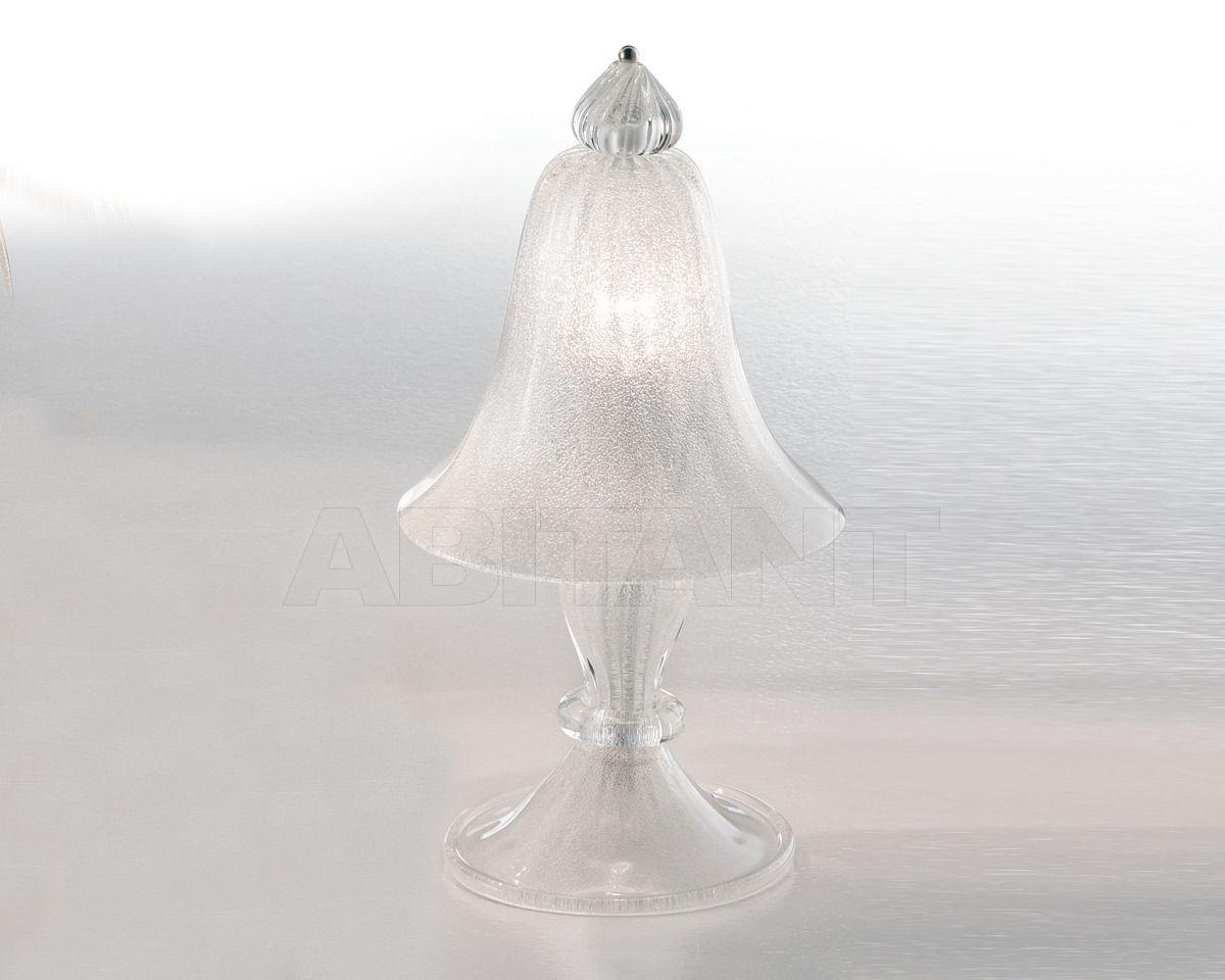 Купить Лампа настольная Lavai lavorazione vetri artistici di Giuliano Statua & C. Bracere 6001/1LU