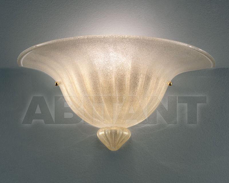 Купить Светильник настенный Lavai lavorazione vetri artistici di Giuliano Statua & C. Bracere 6002/1A