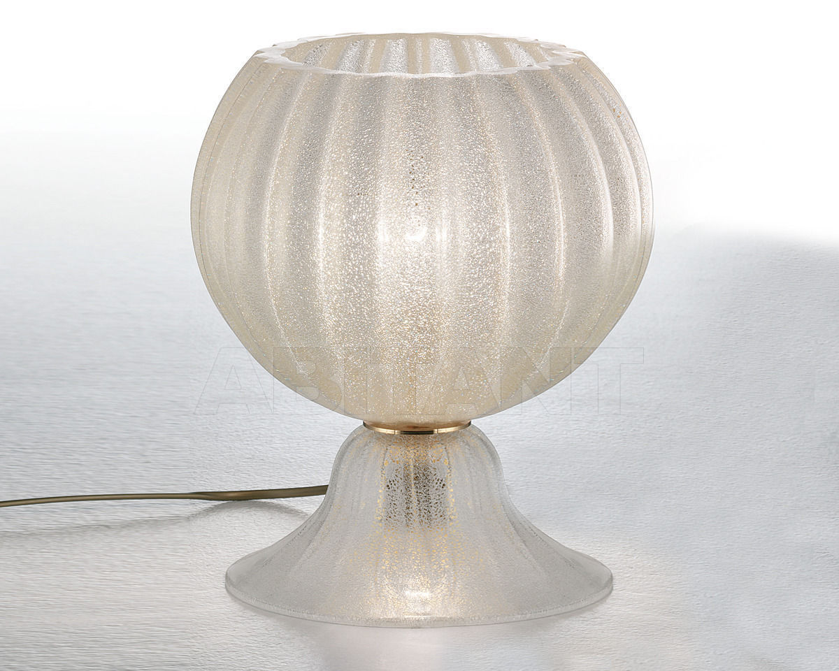 Купить Лампа настольная Lavai lavorazione vetri artistici di Giuliano Statua & C. Sfera 6009/1LT