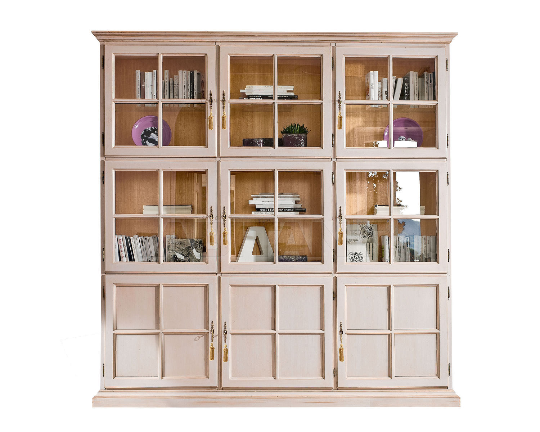 Купить Шкаф книжный ASADA Tonin Casa Arc En Ciel 1668