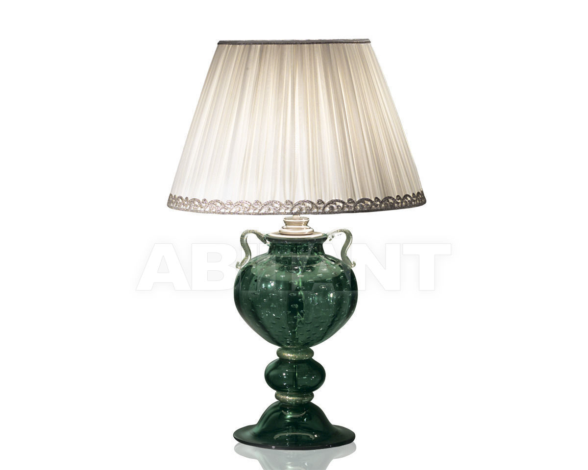 Купить Лампа настольная Cavalliluce di Mirco Cavallin Venice 405LT Trasparente
