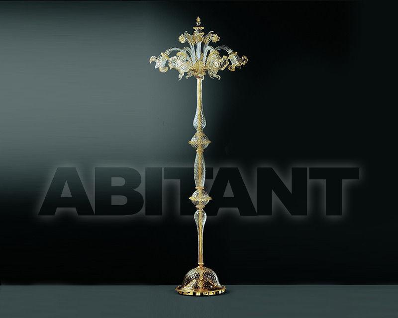 Купить Торшер Lavai lavorazione vetri artistici di Giuliano Statua & C. 2007 211/5p