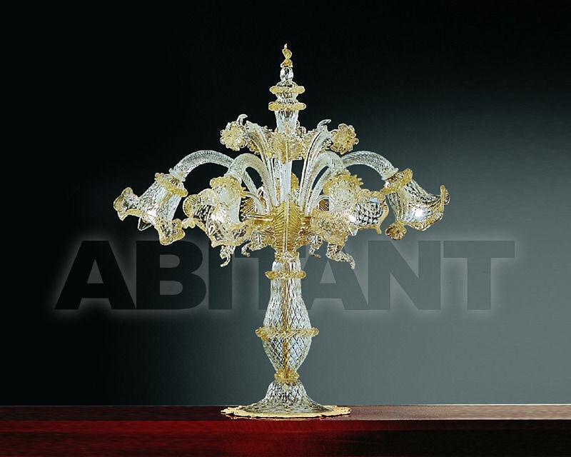 Купить Лампа настольная Lavai lavorazione vetri artistici di Giuliano Statua & C. 2007 211/5f