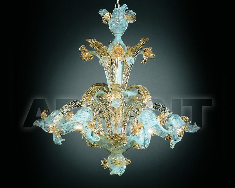Купить Люстра Lavai lavorazione vetri artistici di Giuliano Statua & C. 2007 239/6