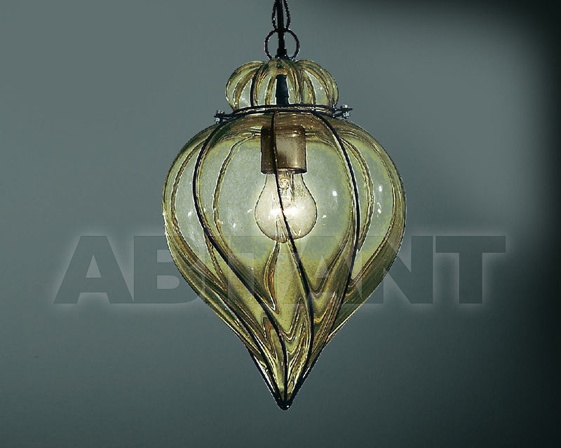 Купить Светильник Lavai lavorazione vetri artistici di Giuliano Statua & C. 2007 438/35 ambra