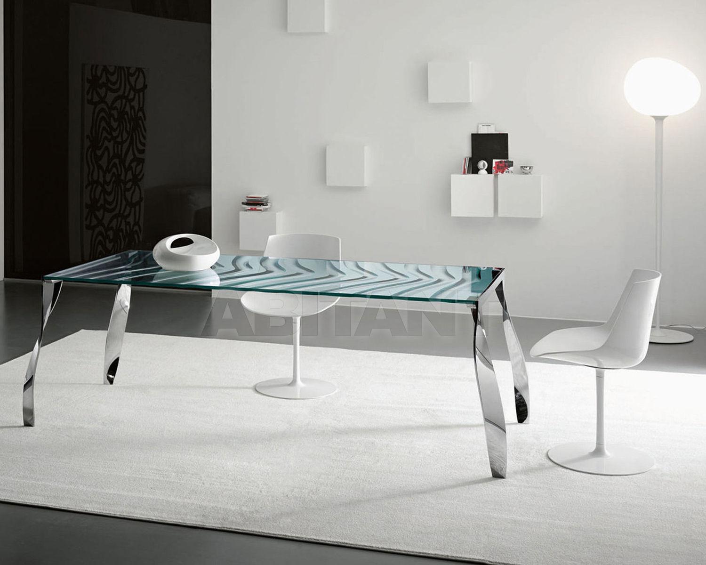 Купить Стол обеденный Tonelli Design Srl News Luz de luna CROMATE 2