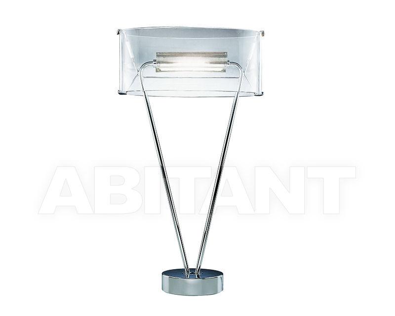 Купить Лампа настольная vittoria t1 / c Leucos Idea 0004044 crystal