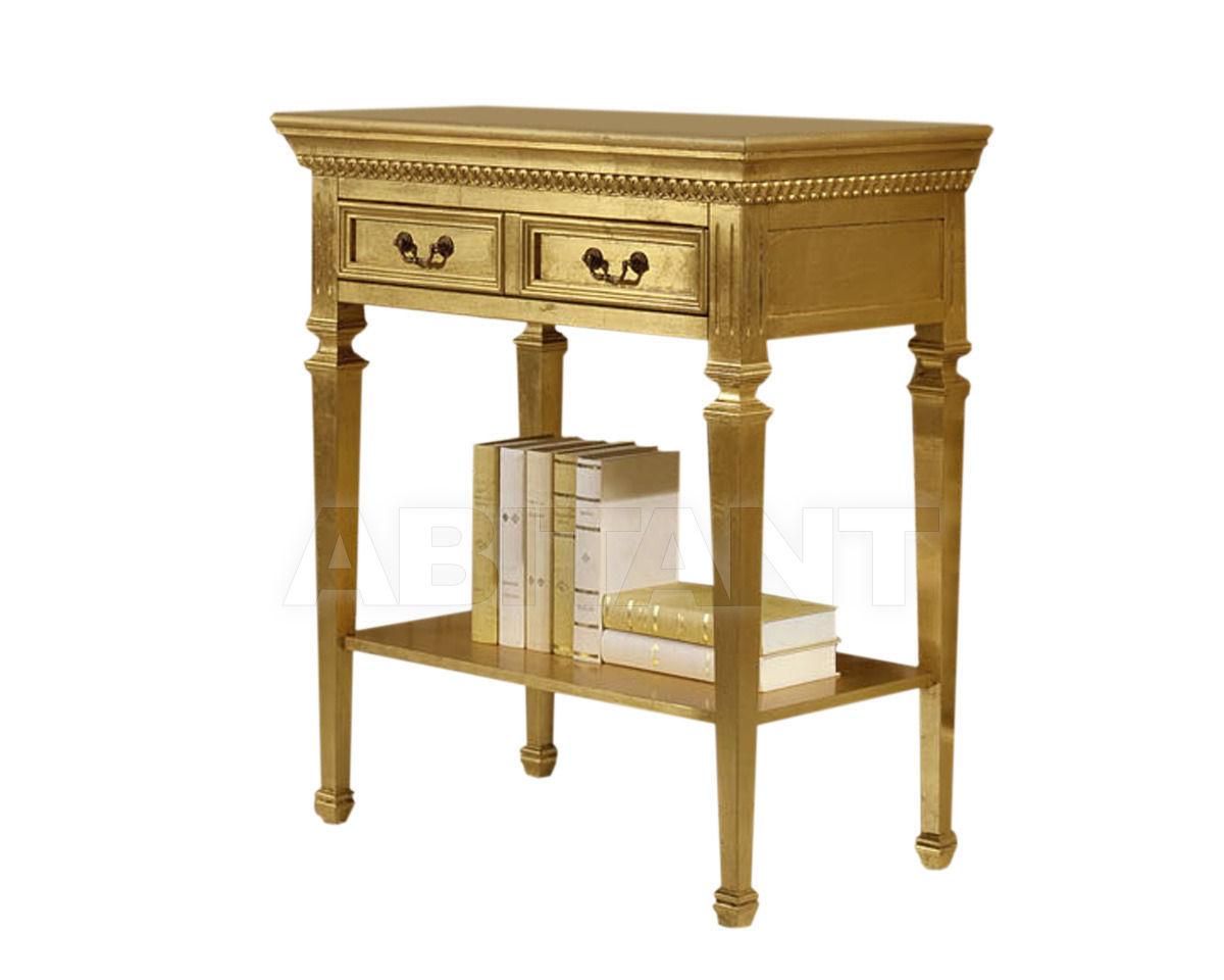 Купить Консоль Frison Renzo Snc di Frison Damiano e Veronica   Dechirico 355/FR gold