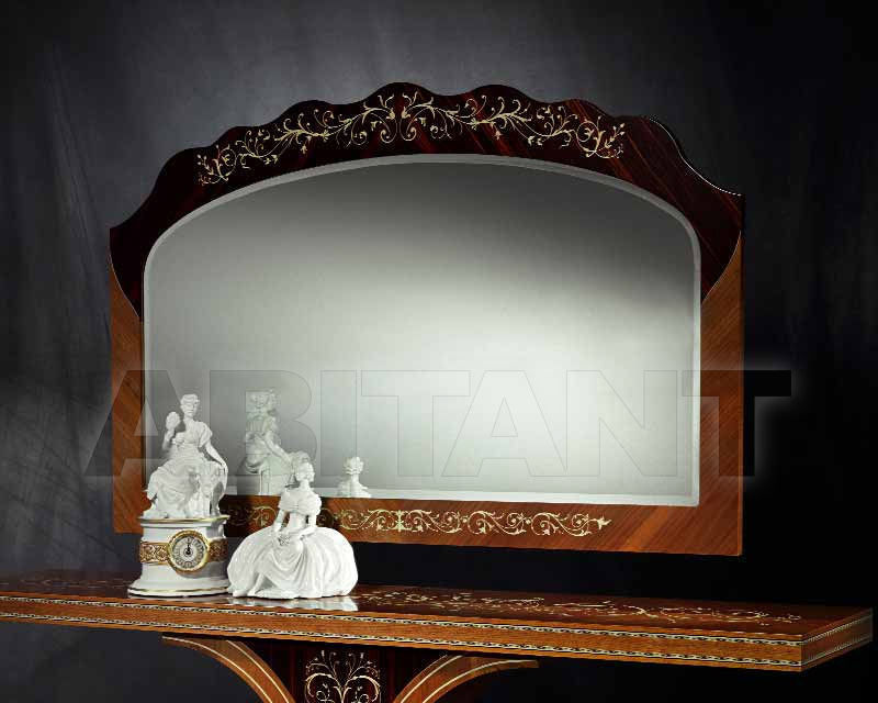 Купить Зеркало настенное REGALE Carpanelli spa Night Room SP 25