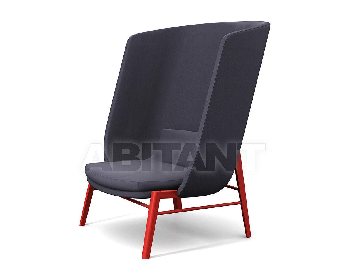 Купить Кресло Cleo Rossin Srl Contract Cleo Lounge alta