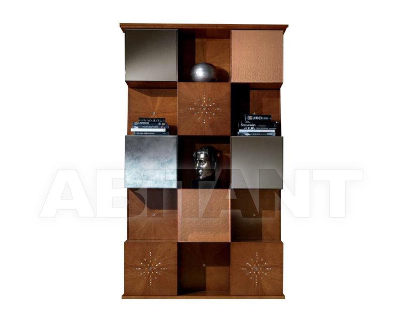 Купить Шкаф книжный MONDRIAN Carpanelli spa Day Room MB 41