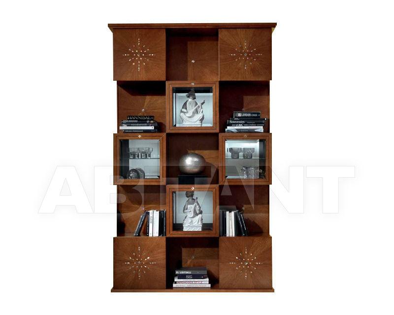 Купить Шкаф книжный MONDRIAN Carpanelli spa Day Room MB 42