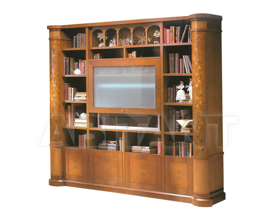 Купить Библиотека ZEBRANO Carpanelli spa Day Room VL 10