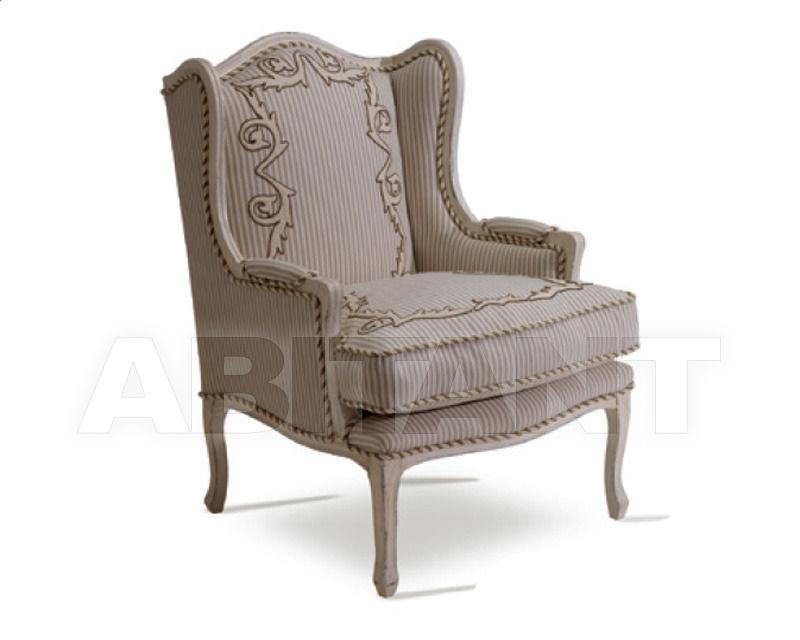 Купить Кресло Daniela Lucato Eclettica BERGERE STRIPE