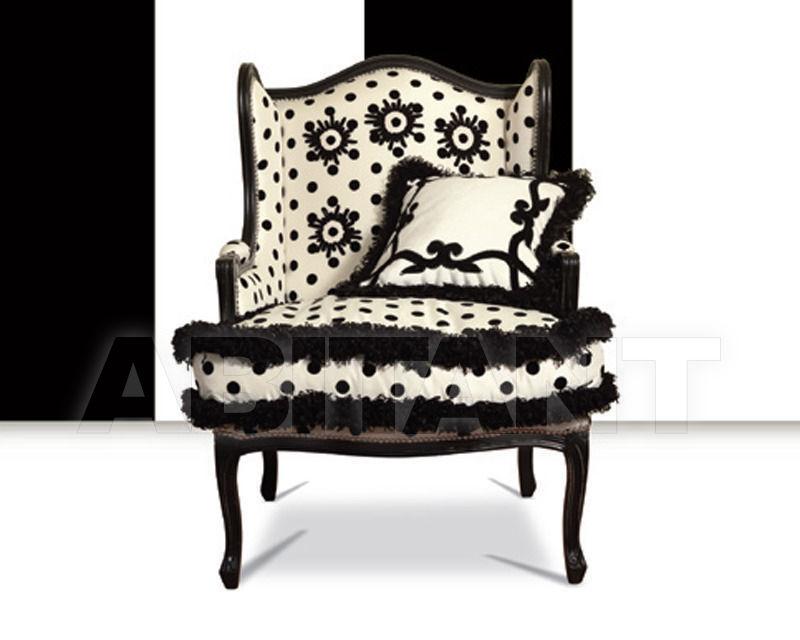 Купить Кресло Daniela Lucato Glamour Bergere GLAMOUR