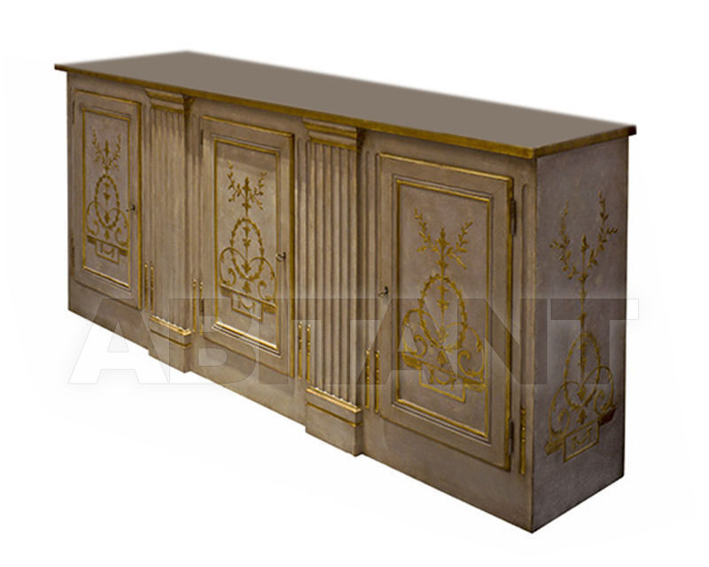 Купить Комод Sangallo Patina by Codital srl Exquisite Furniture C52 LG / CA 2