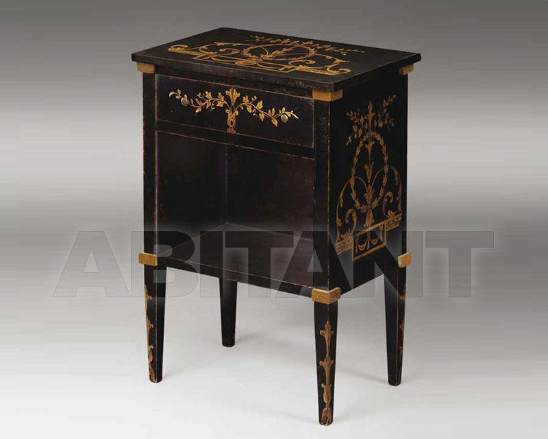 Купить Тумбочка Brianza Patina by Codital srl Exquisite Furniture C23 ST / SH 3