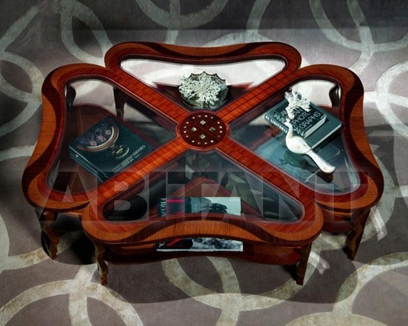 Купить Столик журнальный QUADRIFOGLIO Carpanelli spa Day Room TL 38 + TL 39