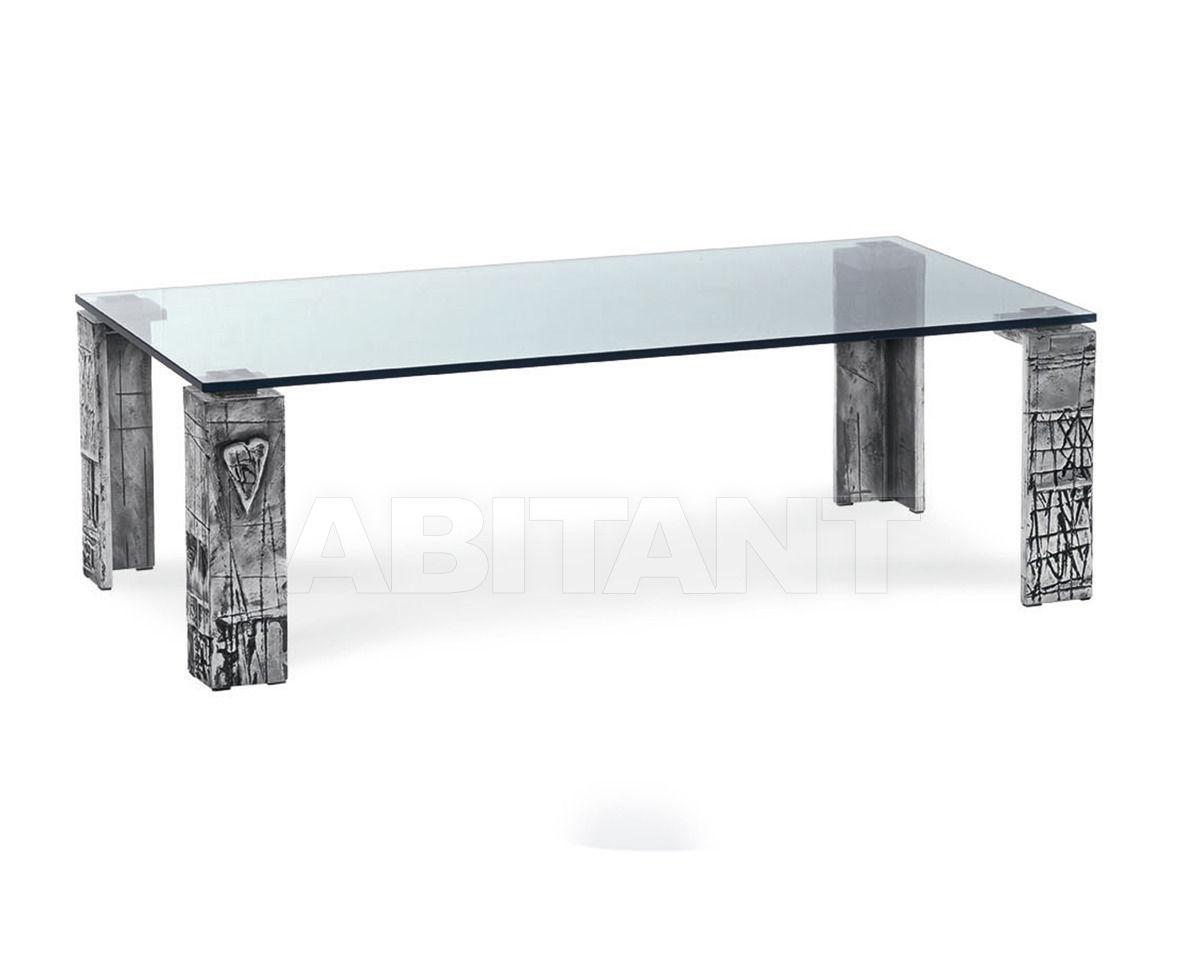 Купить Столик журнальный Midj Tavoli Colonnato 1430x750