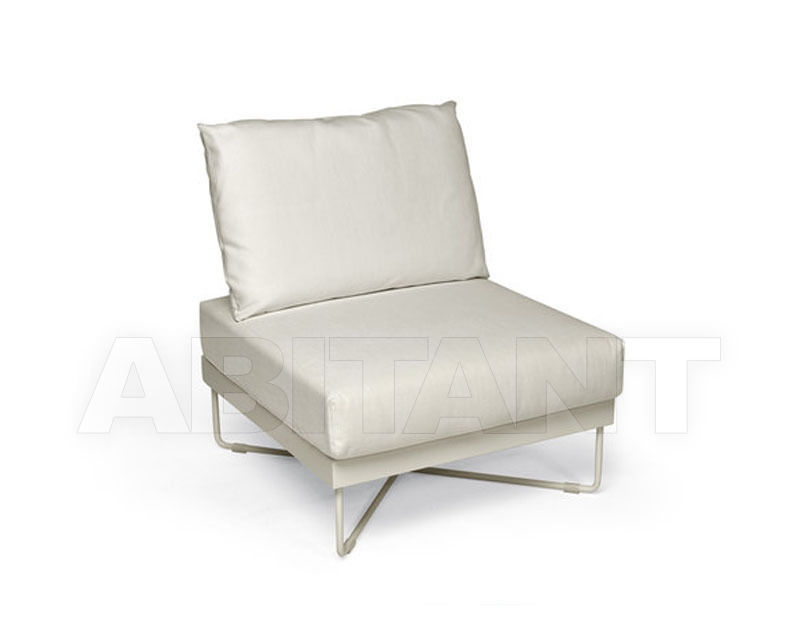 Купить Кресло для террасы Coral Reef Roberti Rattan Greenfield 9801
