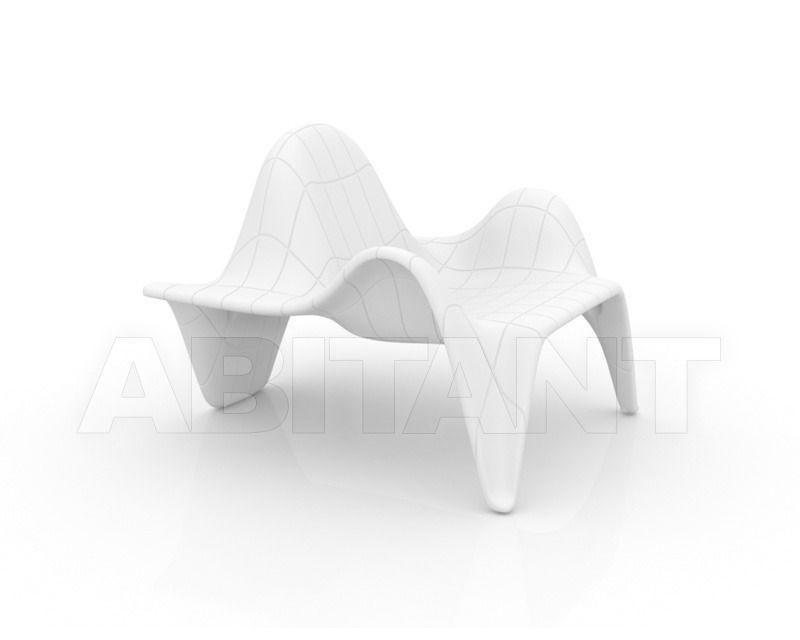 Купить Кресло для террасы Vondom Yard 60001