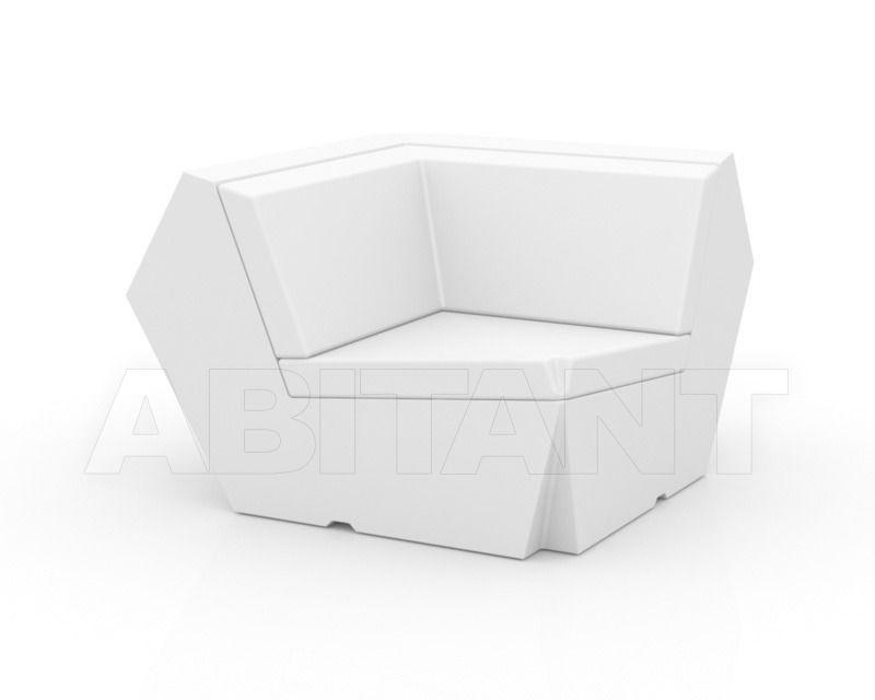 Купить Кресло для террасы Vondom Yard 54005