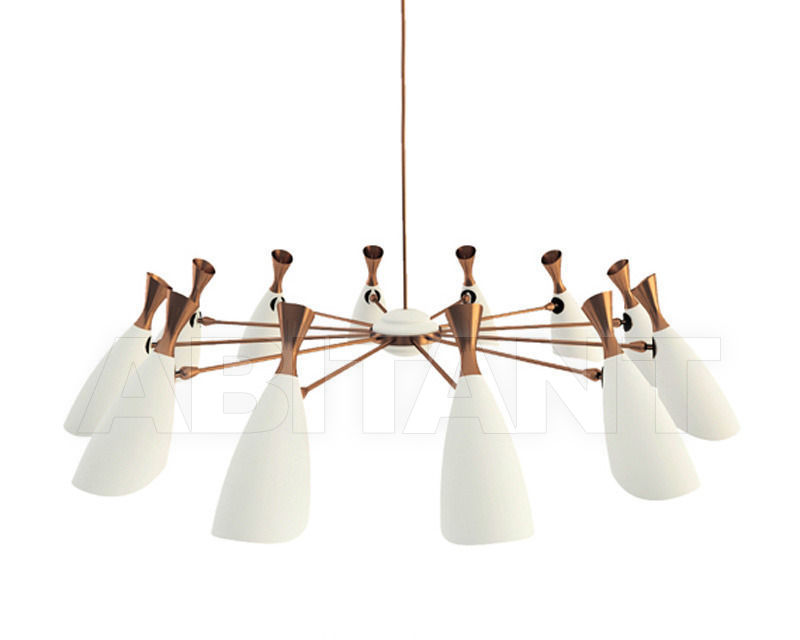 Купить Люстра Delightfull by Covet Lounge Suspension DUKE 12 White