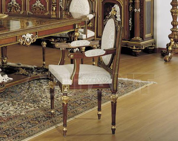 Купить Стул с подлокотниками TEUCRI Asnaghi Interiors Diningroom Collection 2505