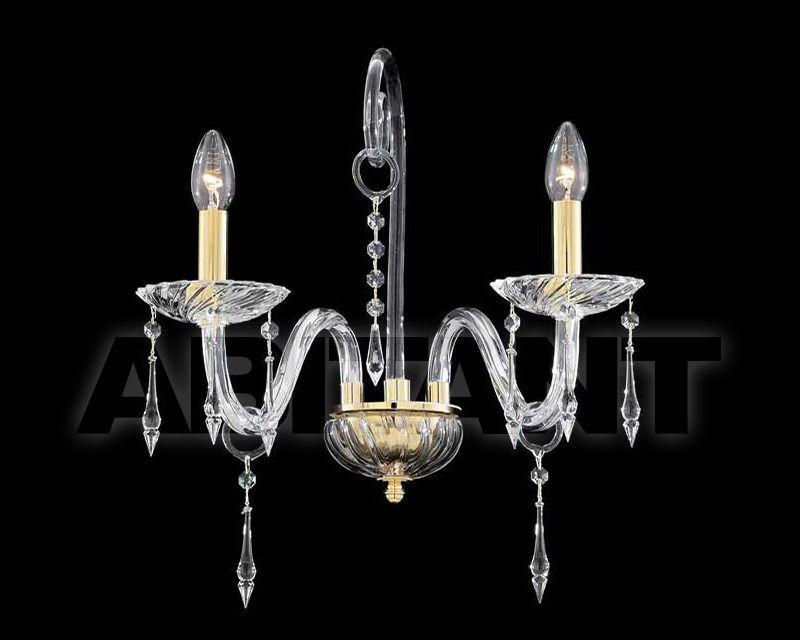 Купить Светильник настенный OR Illuminazione s.r.l.  2013 411/A2 sw