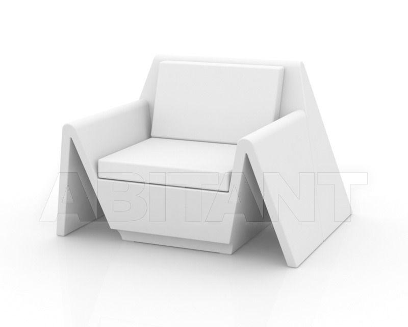 Купить Кресло для террасы Vondom Yard 53001