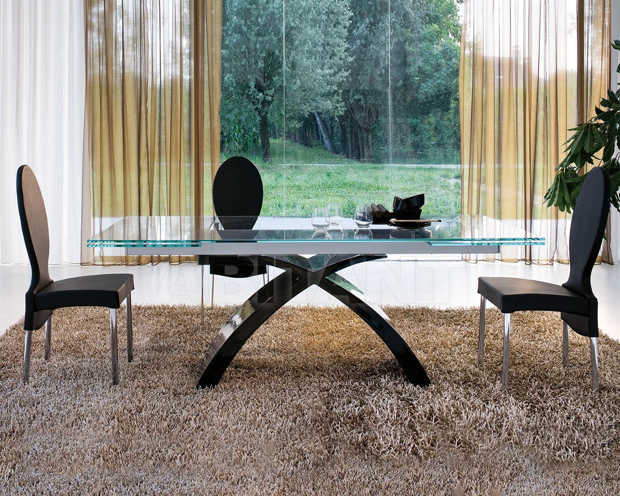 Купить Стол обеденный Tokyo Tonin Casa Rossa 6951_glass