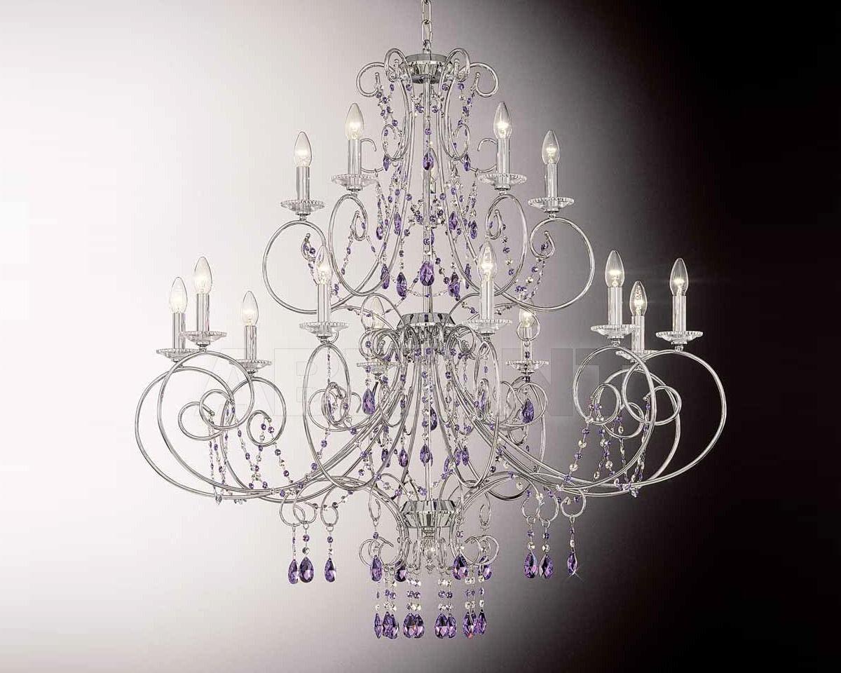 Купить Люстра OR Illuminazione s.r.l.  2013 608/10+5