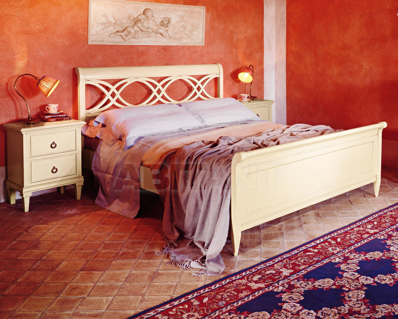 Купить Кровать Tonin Casa Glamour 1355