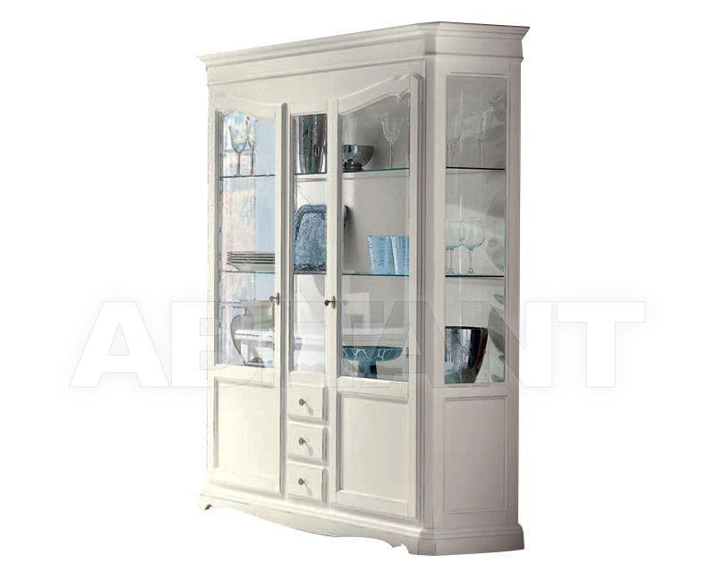 Купить Сервант Giaretta Classico C3047 white