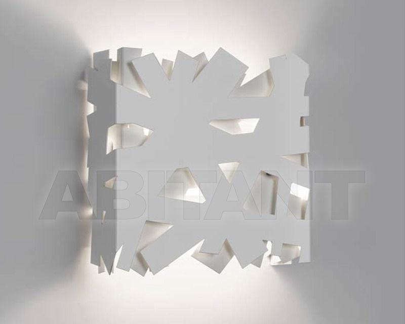 Купить Светильник настенный GRAPHIA LARGE SQ. Disegno Luce Srl 2011 1099