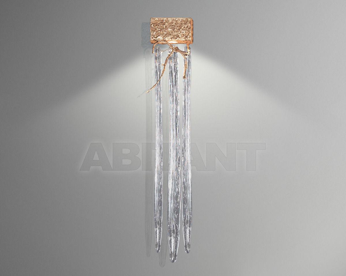 Купить Светильник настенный Serip Noveltys AP 1443/1 Clear Glasses