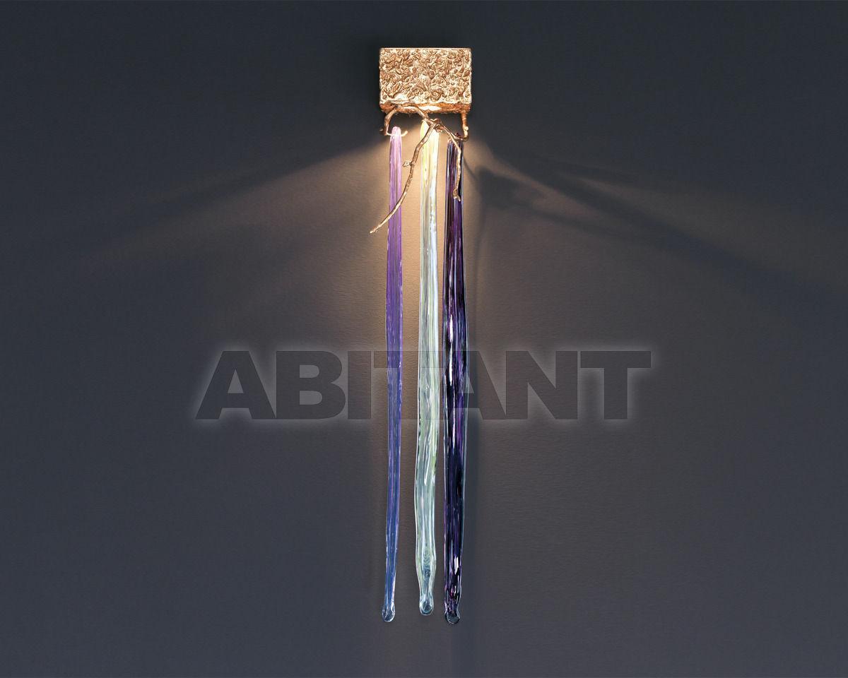 Купить Светильник настенный Serip Noveltys AP 1443/1 Color Glasses