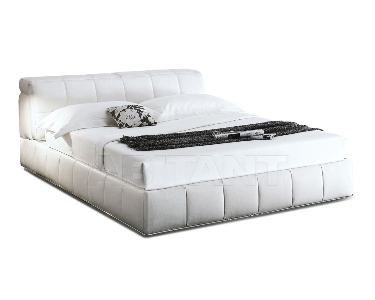 Купить Кровать Nicoline Letti ELEGANCE CONTENITORE CON BASE Matr. 160x195 Fisso