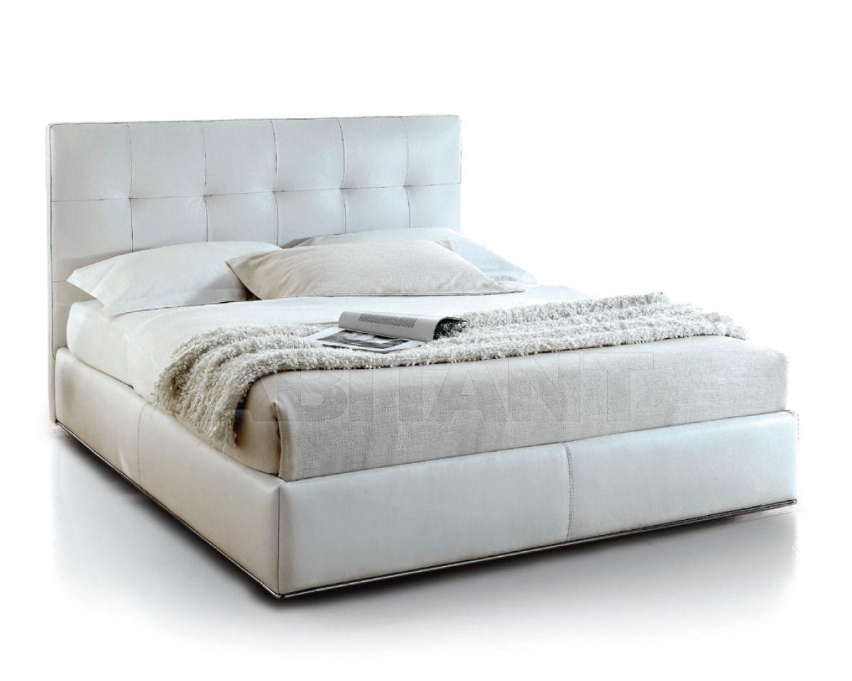 Купить Кровать Nicoline Letti MIRO' CONTENITORE CON BASE Matr. 180x200 Fisso