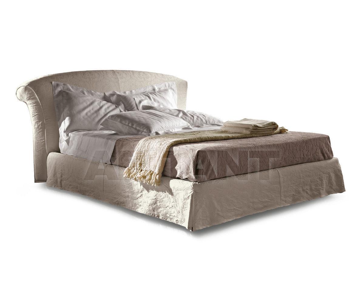 Купить Кровать Nicoline Letti OXFORD KILT CONTENITORE Matr. 180x200 Fisso