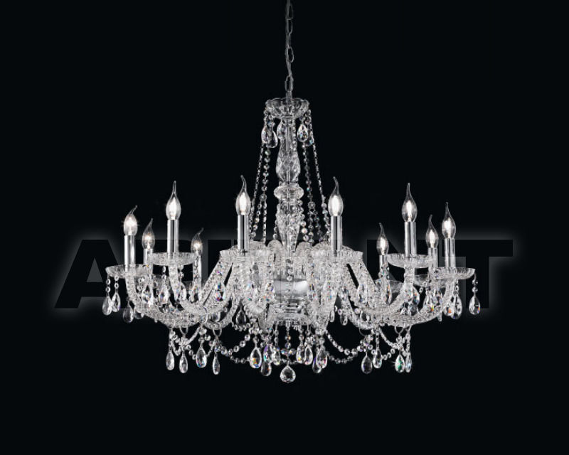 Купить Люстра Renzo del Ventisette & C. S.A.S Contemporanea L 14423/12