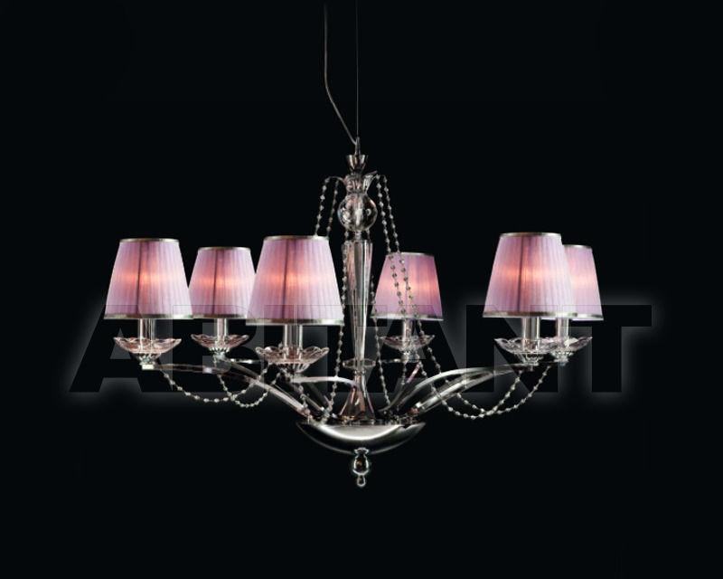 Купить Люстра Renzo del Ventisette & C. S.A.S Contemporanea 14303/6 CP