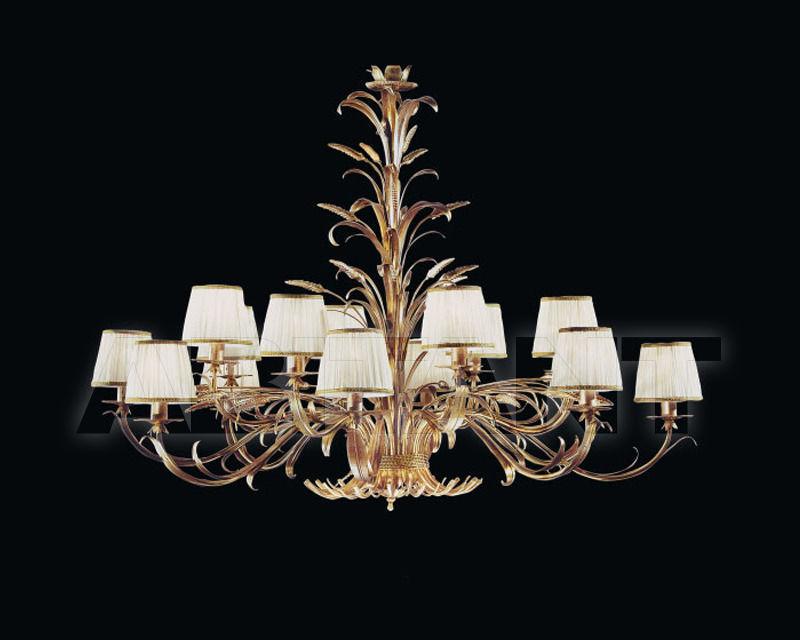 Купить Люстра Renzo del Ventisette & C. S.A.S Con Paralumi L 13598/8+8 CP