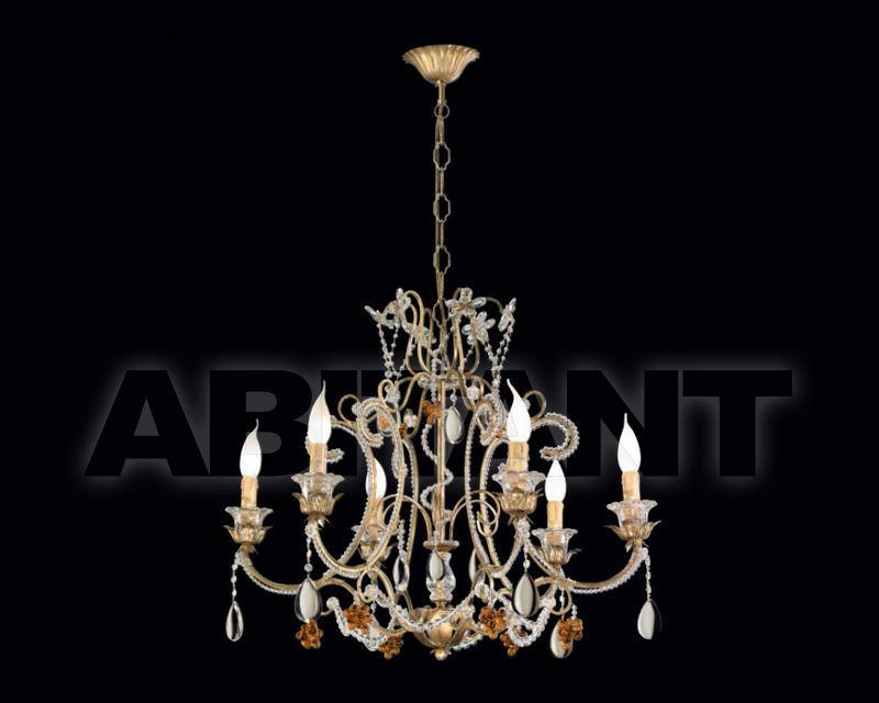 Купить Люстра Renzo del Ventisette & C. S.A.S Legno L 13773/6